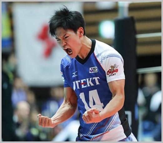 西田有志 筋肉