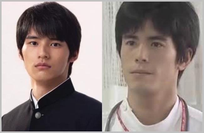 岡田健史&伊藤英明