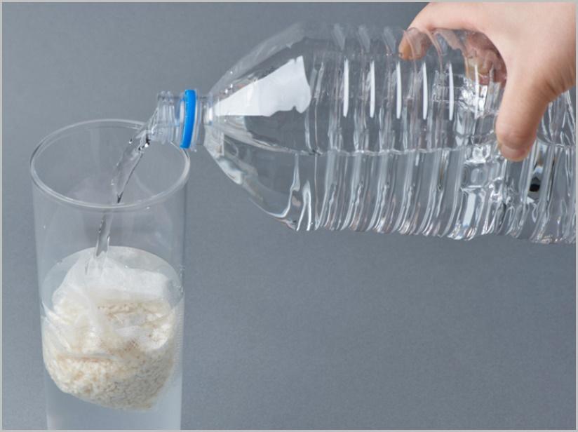 こうじ水の作り方