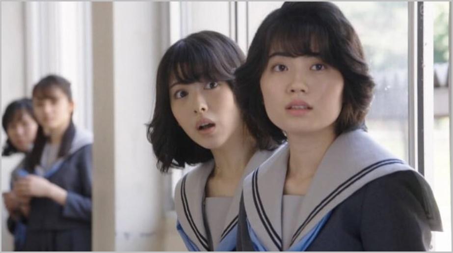 浜辺美和2(今日から俺は!!)