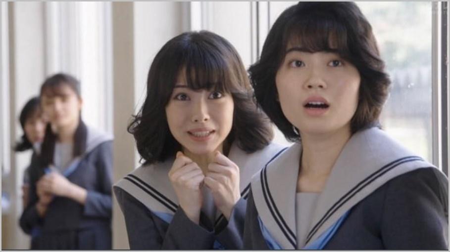 浜辺美波3(今日から俺は!!)