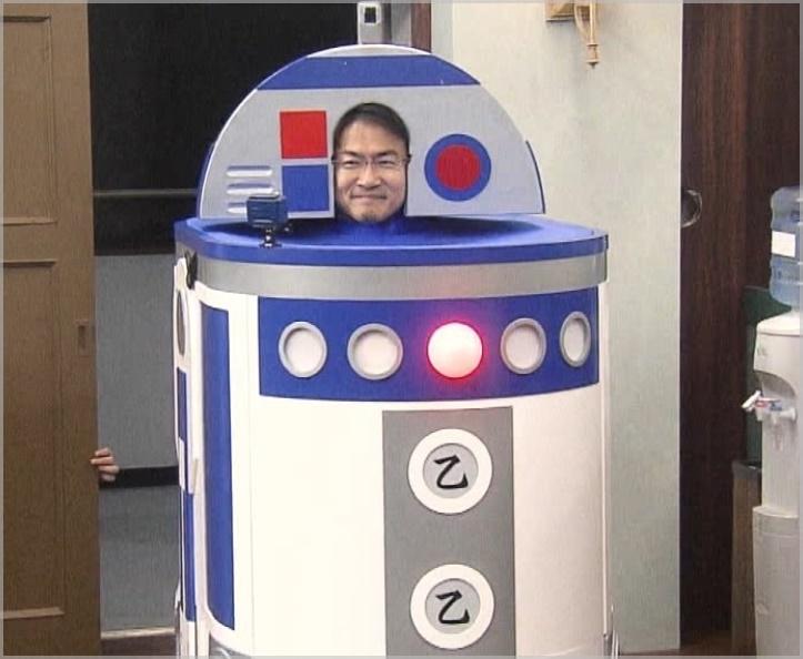 乙武ロボ(ガキ使)