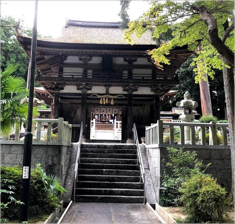 大野神社のアクセス