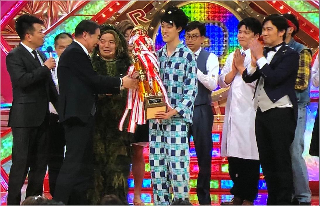 R1グランプリ2019優勝動画(粗品)