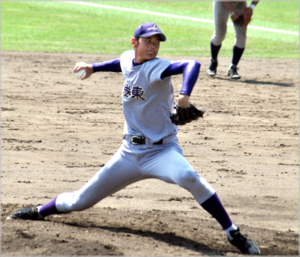大谷翔平の高校野球最速動画