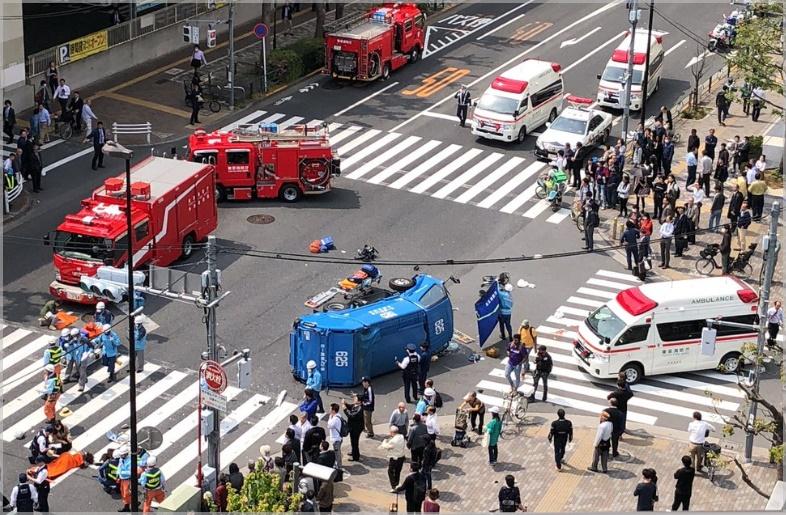 池袋事故がデモや署名に発展する可能性も