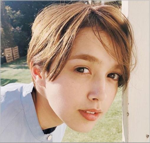 松田龍平の彼女・モーガン