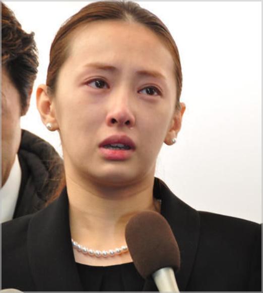 北川景子の葬式でのすっぴん画像3