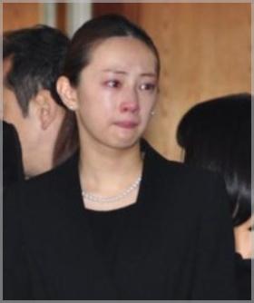 北川景子の葬式でのすっぴん画像5