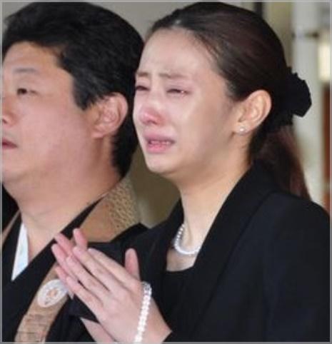 北川景子の葬式でのすっぴん画像6