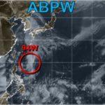 台風3号のG20大阪への影響(米軍進路予想)