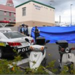 吹田市拳銃強奪事件、犯人の自宅住所