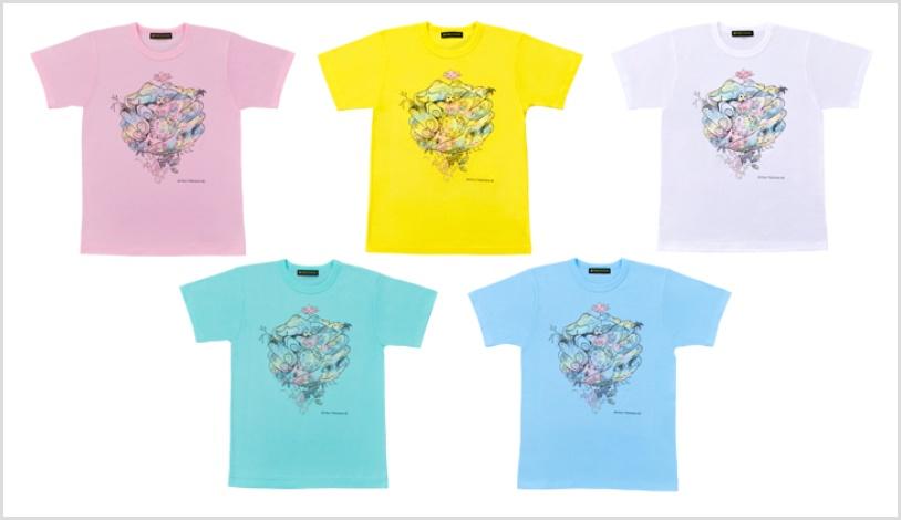 大野智デザインの24時間テレビのチャリTシャツ画像2
