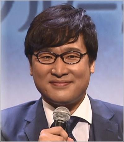 山里亮太のメガネ変更