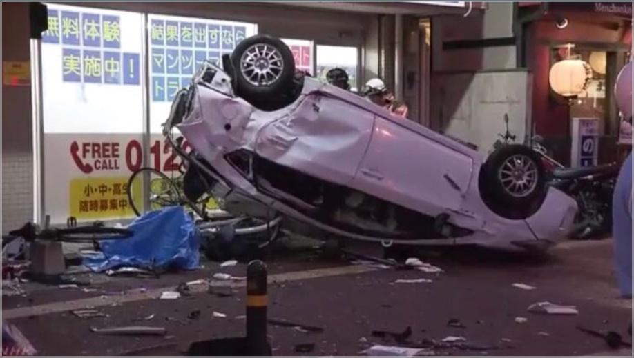 福岡市衝突事故の原因はプリウス