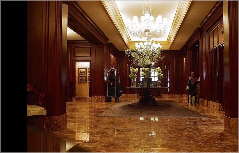 G20大阪サミット、トランプ大統領が宿泊するホテルの場所はどこ