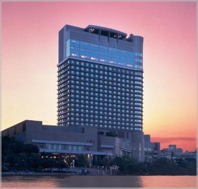 G20大阪サミット、トランプ大統領の宿泊ホテル場所