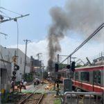 横浜・新町駅衝突事故の現地の状況や原因