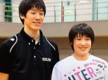 石川真佑と兄・石川祐希はそっくり
