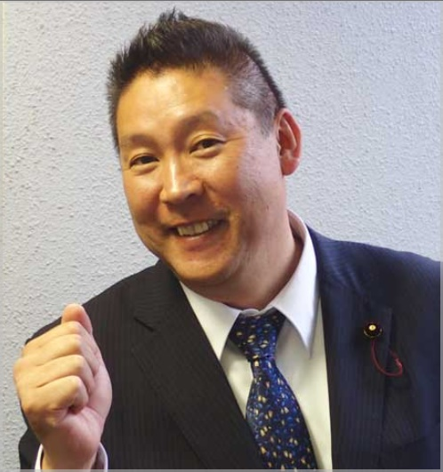 立花孝志の記者会見動画