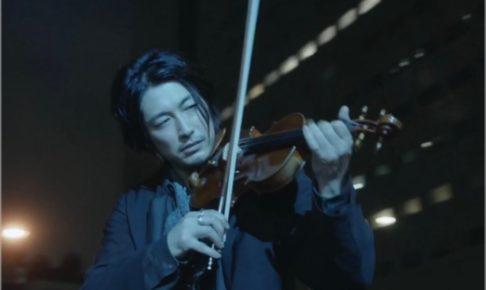 ディーンフジオカはバイオリン弾ける(シャーロック)