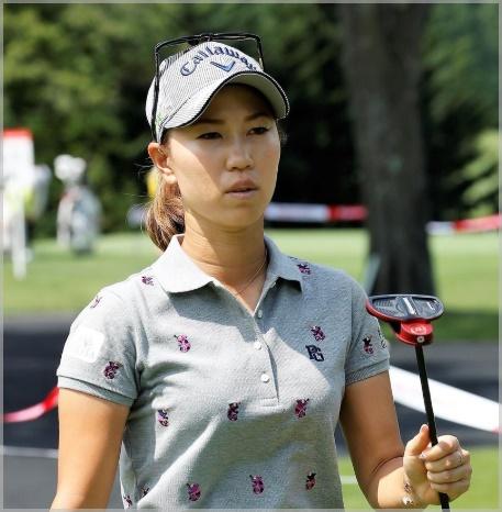 上田桃子(死ねと暴言を吐いた女子ゴルフ選手)