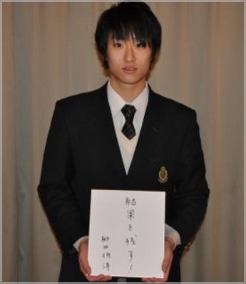 柳田将洋の髪の毛2011